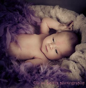 studio photography newborn shoot baby shoot