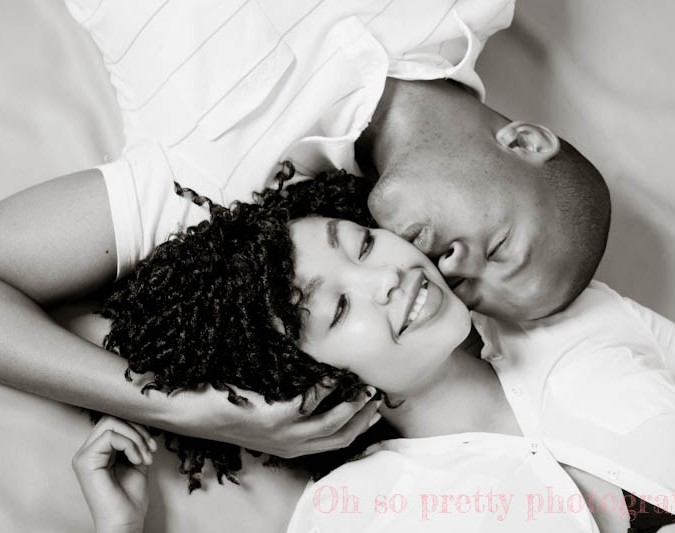 couple shoot studio photography