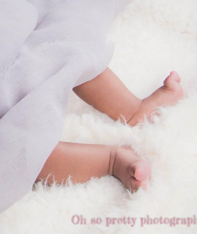 studio newborn shoot baby shoot