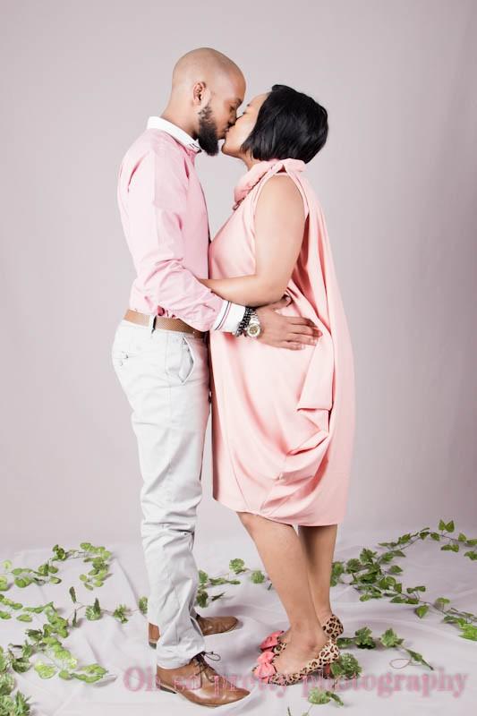 Studio pregnancy shoot maternity shoot